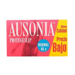 Comprar Ausonia Protegeslip Normal 40uds