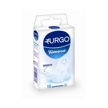 Urgo Waterproof Apósitos 10uds