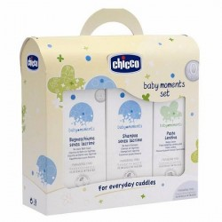 Comprar Chicco Baby Moments Set de Baño