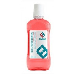 Comprar Farline Colutorio Dental Sin Alcohol 500ml