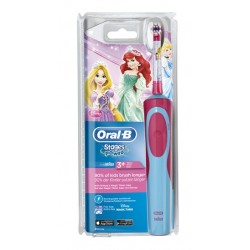 Comprar Oral B Cepillo Eléctrico Infantil Stages Power Princesas Disney