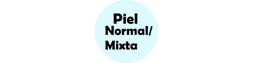 Piel Normal/Mixta