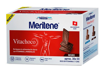 Meritene Vitachoco Chocolate Negro