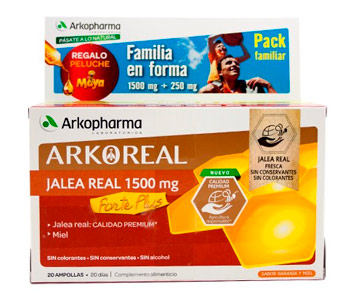Arkoreal Jalea Pack Familiar
