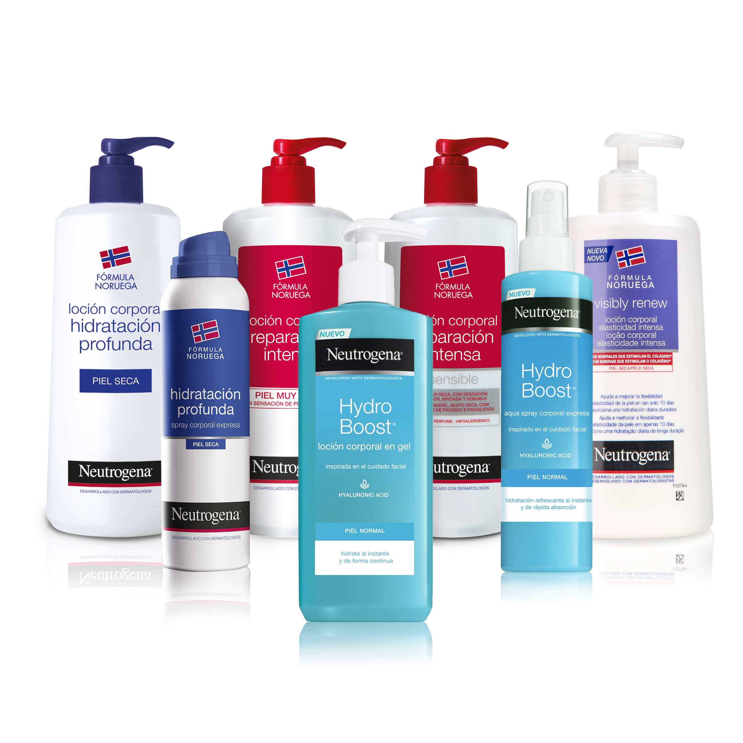 Productos de Neutrogena
