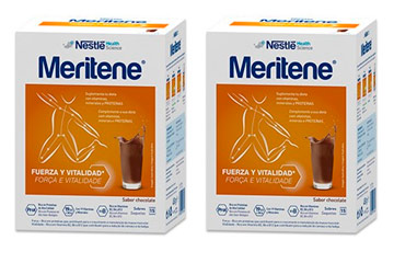 Meritene Polvo Chocolate Pack