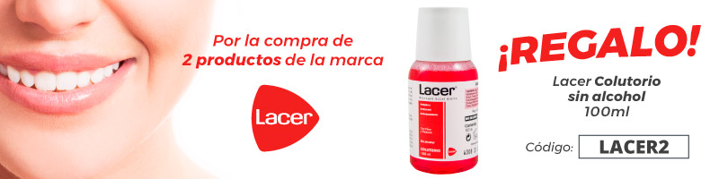 Regalo Colutorio Lacer 100 ml
