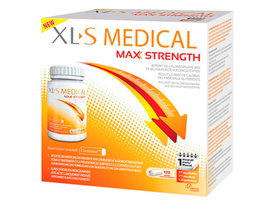 XLS Medical max strength resultados