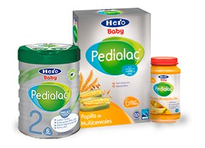 Productos Hero Baby Pedialac
